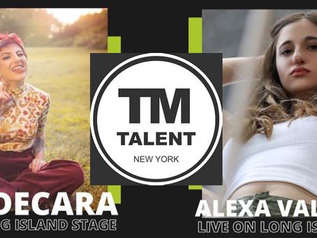 Tiffany Castillo, Alexa Valentino, and Tina DeCara: Trifecta
