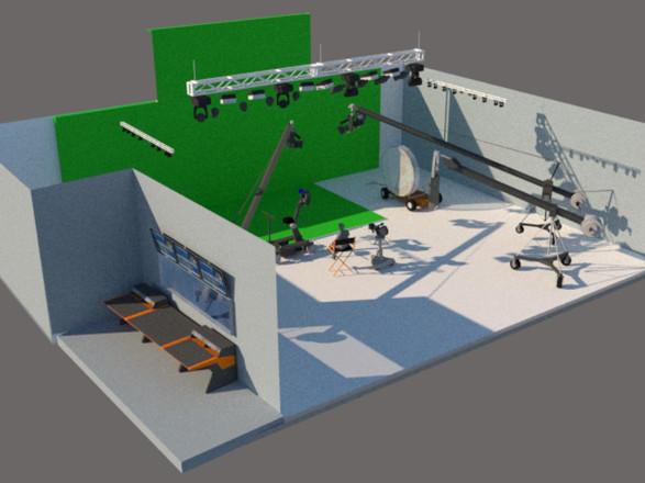 Future Studio in our warehouse