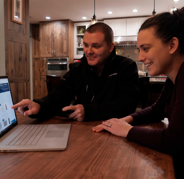 Technology Advisor Home Visit