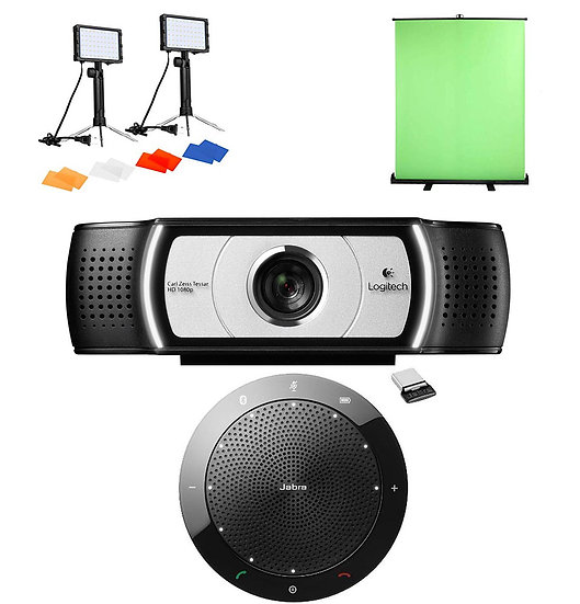 Home Office Video Conferencing Kit