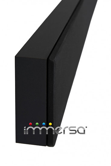 Immersa Low Profile Sound Bar 3 Channel