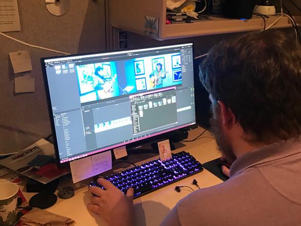 Editing Workstaton
