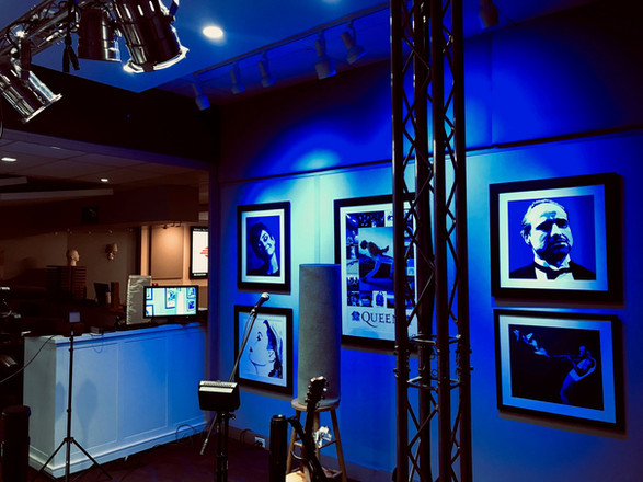 Studio One Art Wall