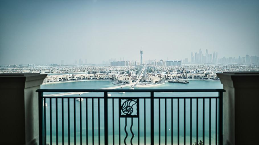 Atlantis The Palm Suites View
