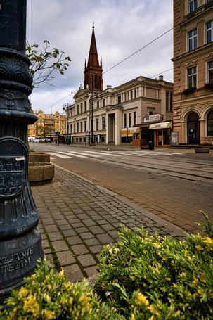 Bydgoszcz Centrum ul. Gdanska