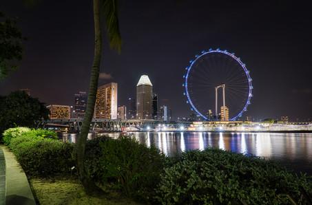 Singapore Flyer Nights