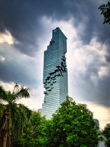 Bangkok Mahanakhon Skywalk