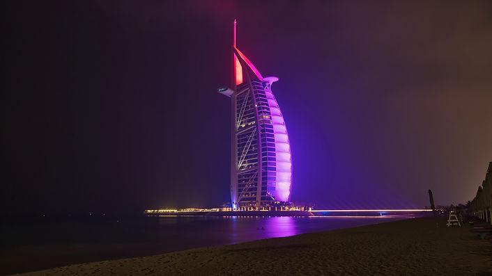 Burj Al Arab Hotel Dubai UAE VAE The best world