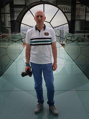 Andreas Schoch in Bangkok LeBua Hotel