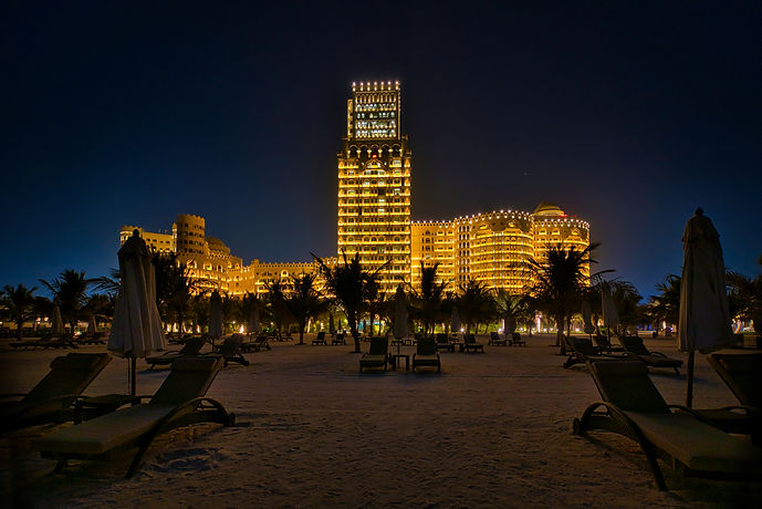 Waldorf Astoria Hotel Ras Al Khaimah UAE VAE