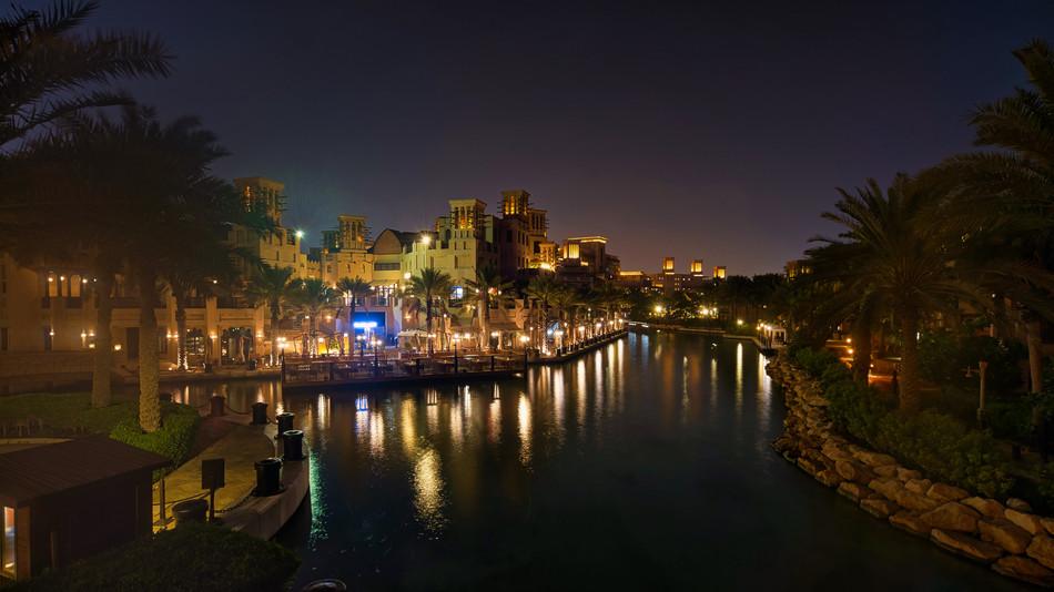 Dubai Medinat Jumeirah Nights