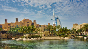 Burj Al Arab Dubai UAE VAE