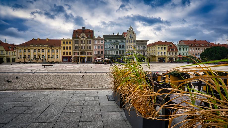 """Bydgoszcz - """"Stary Rynek"""""""