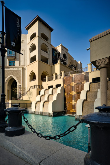 Dubai Palace Downtown