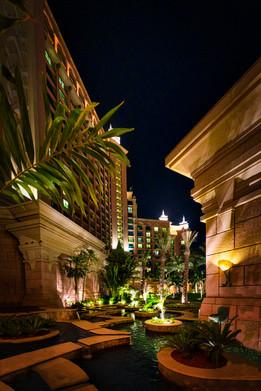 Atlantis Hotel Nights Dubai