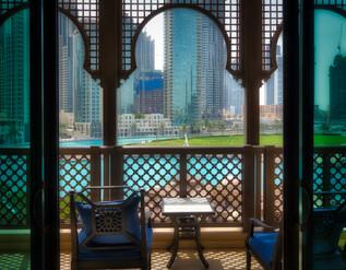 Dubai Palace Downtown Hotel Suite