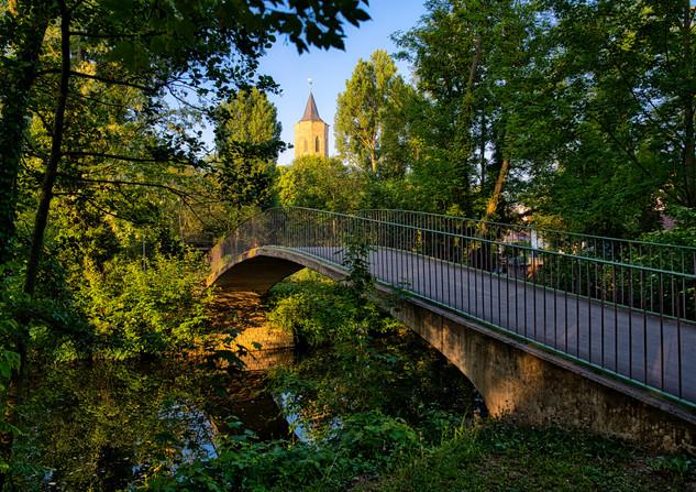 Brücke Park Waiblingen