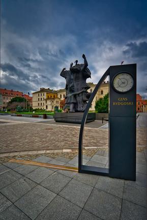 Bydgoszcz Pomnik