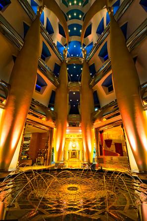 Burj Al Arab Dubei Inside