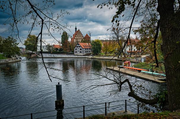 Bydgoszcz Wyspa Mlynska