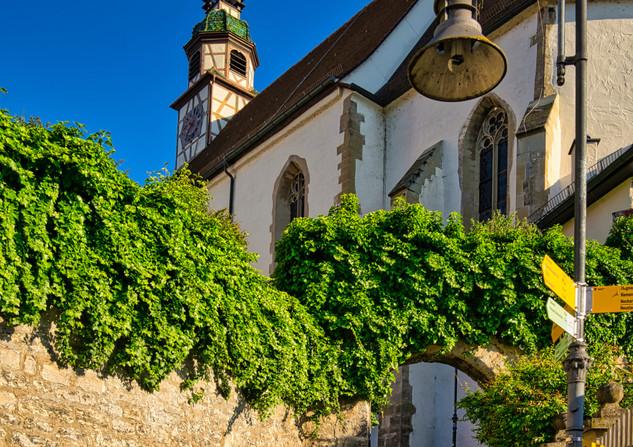 Alte Kirche Waiblingen