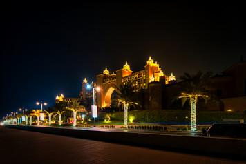 Atlantis The Palm Hotel Nights Dubai
