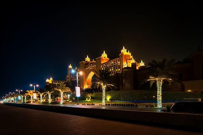 Atlantis The Palm Hotel Dubai UAE VAE