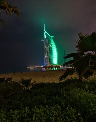 Burj Al Arab Hotel Nights