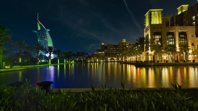 Burj Al Arab Nights Dubai