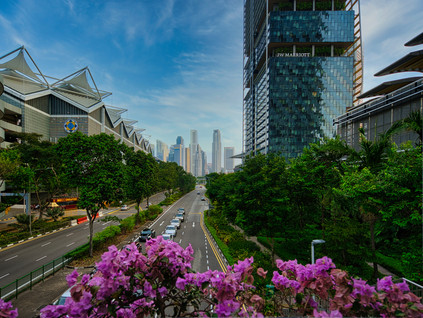 Singapore JW Marriott Hotel