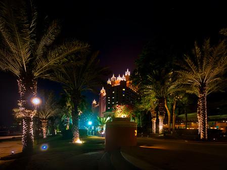 Atlantis The Palm Dubai Nights