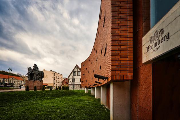 Bydgoszcz - Bromberg Kaffee