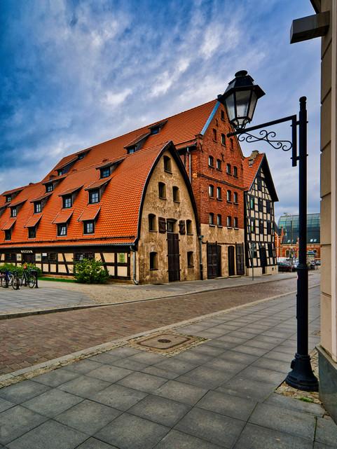 Bydgoszcz Spichrze