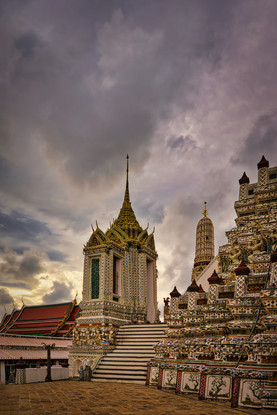 Bangkok Wat Anun