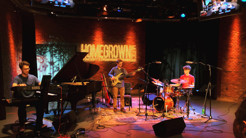 Teen Town WVIA Homegrown Sessions