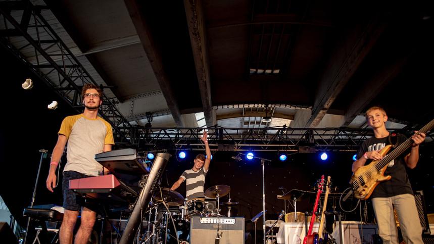 Teen Town Scranton Jazz Festival