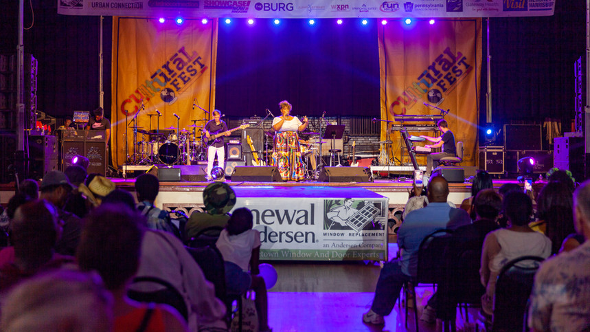 Teen Town Dauphin County Cultural Fest