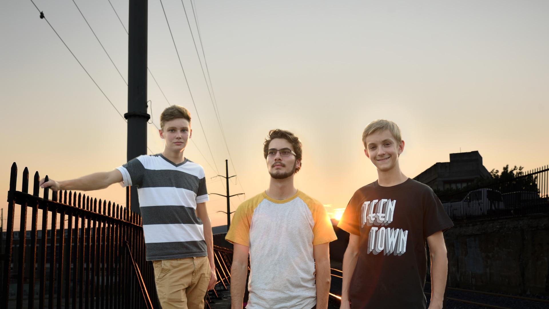 Teen Town Sunset