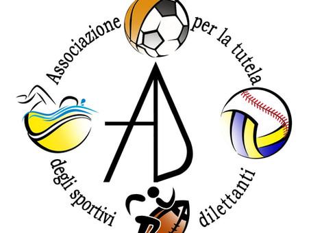 E' nata l'Associazione per la Tutela degli Sportivi Dilettanti
