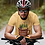 Thumbnail: Go Outside Graphic Printed Cycling Active Tee by Hyparocks
