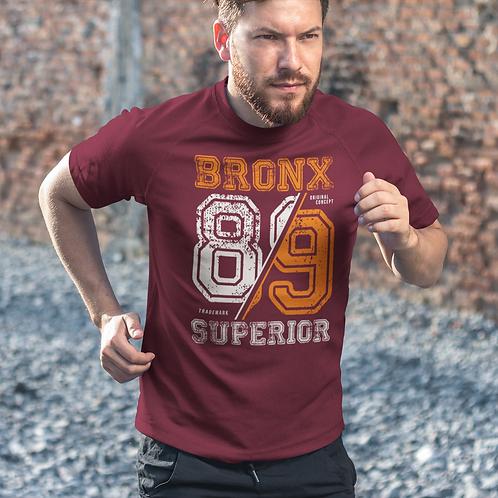Bronx 89 Superior Active Running Tee By Hyparocks