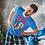 Thumbnail: Hyparocks Rise Up Graphic Printed Super Active T Shirt