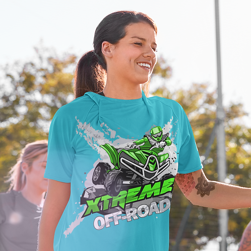 Xtreme Off-road Super Dry Work Out Tee by Hyparocks