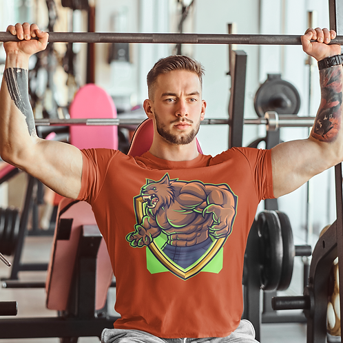 Hyparocks Monster Workout Super Dry Tee
