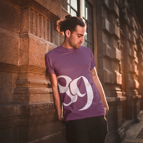 89 Printed Super Dry Active Tee by Hyparocks