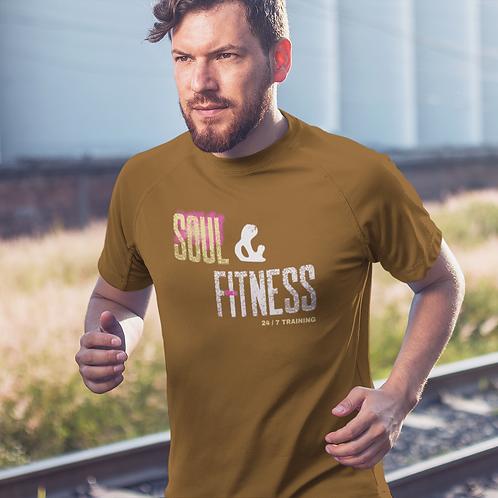 Soul & Fitness Super Dry Running Tee by Hyparocks