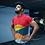 Thumbnail: Hyparocks Multicolour Superdry Active Tee