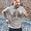 Thumbnail: Viking Warrior Graphics Printed Super Dry T shirt by Hyparocks