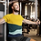 Thumbnail: Multicolour Printed Super Dry Workout Tee by Hyparocks