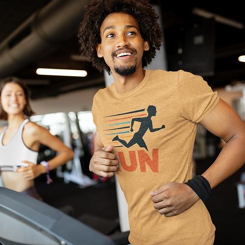 Hyparocks Super Cool Running T shirt